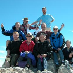 Gipfelstuermer Teneriffa