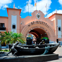 Mercado Africa , Santa Cruz de Tenerife