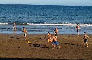 Fitness Sport auf Teneriffa