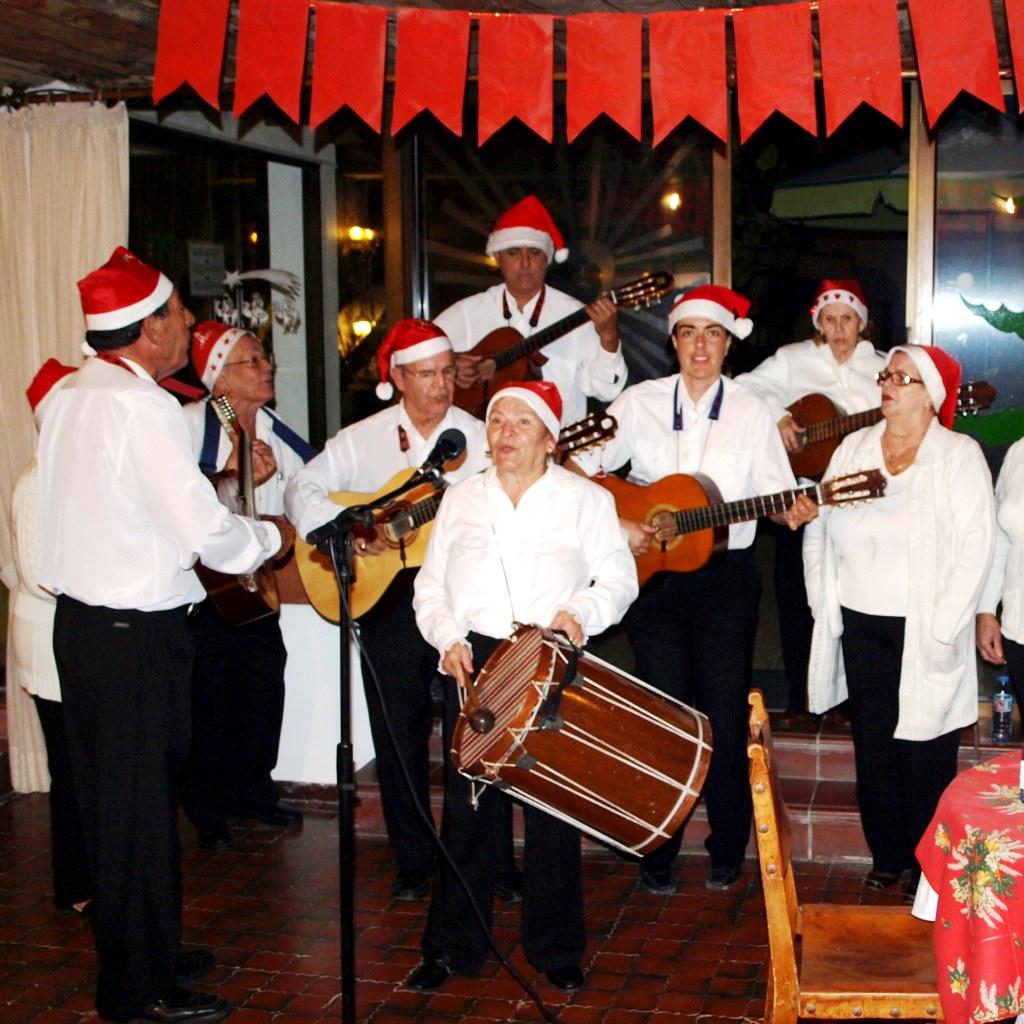 Weihnachts Chor 2