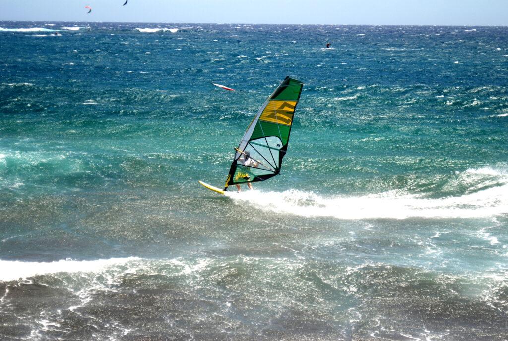 Surfer, El Medano